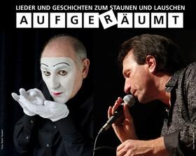 Bild: Clemens Bittlinger - Pantomime & Chanson