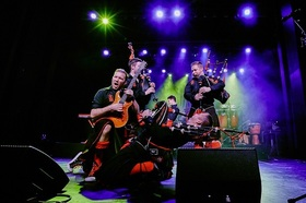"""Red Hot Chilli Pipers - """"Fresh air"""" World Tour 2020"""