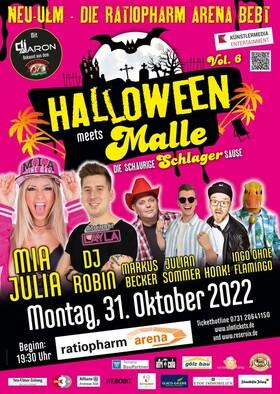 Bild: Halloween meets Malle Vol. 6 - die schaurige SchlagerSause