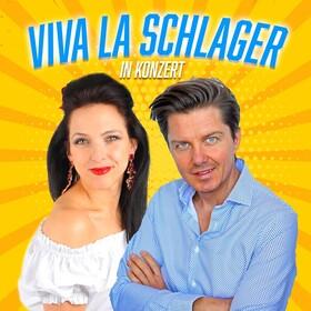 Bild: Viva la Schlager - Acarina und Stefan Engl - in Konzert im Hüttenwerk Michelstadt