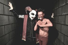 Bild: Das Ich - Lazarus Tour
