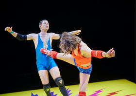Bild: Theater: How to date a feminist - Landestheater Tübingen