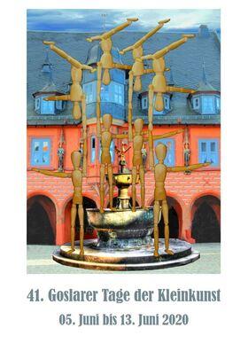 Bild: Dauerkarte 41. Goslarer Tage der Kleinkunst