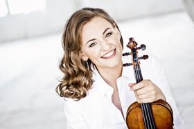 Bild: Franziska Hölscher, Violine und Stephan Rahn, Klavier