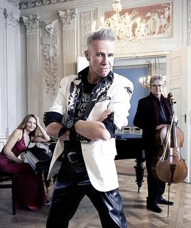 Bild: Nik Page & the Chamber Rocks - Klassiker der Rockmusik in kammermusikalischem Gewand