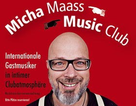 Micha Maass Music Club - Crazy Hambones (USA | GBR | DEU)