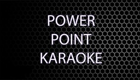 Jan Cönig - Power Point Karaoke