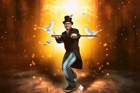Stefano Magic - Kinderzaubershow - Humor, Magie und Pädagogik zusammen kombiniert