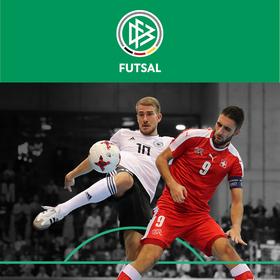 Bild: DFB Futsal-Länderspiel | Deutschland - Schweiz