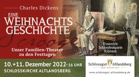 Bild: Eine Weihnachtsgeschichte - Familientheater zum Advent