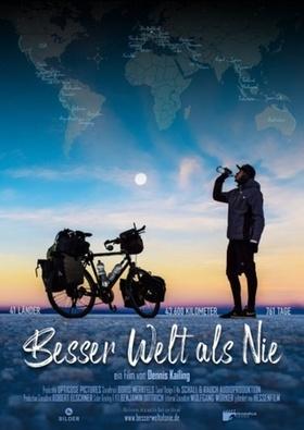 Bild: Besser Welt als Nie - Premiere in Anwesenheit von Regisseur und Protagonist Dennis Kailing