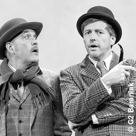 Bild: Baskerville - Sherlock Holmes und der Hund von Baskerville - Krimi-Komödie von Ken Ludwig