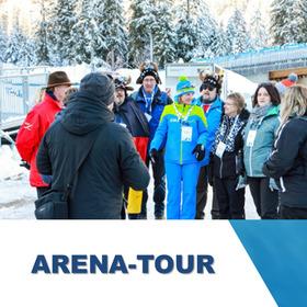 Bild: Chiemgau Arena - ARENA-TOUR