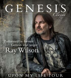 Ray Wilson GENESIS Classic - Upon My Life Tour 2021
