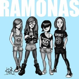 THE RAMONAS (UK) + Gäste - All Girl 77´ a like Punk Rock + Gäste