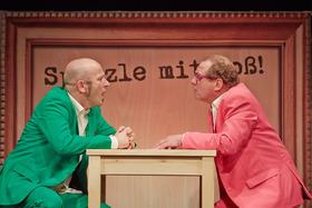 Bild: Kabarett- und Mundart-Tage 2020 - Theater Lindenhof