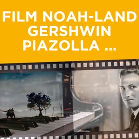Bild: 24. Musiktage Horb a. N. - Filmmusik: Noah-Land Gershwin, Piazzolla & mehr