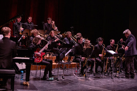 Bild: Landesjugendjazzorchester (LaJJazzO) Funk It Up und Latin Vibes