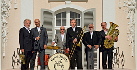 Bild: Heye´s Society - New Oleans Jazz