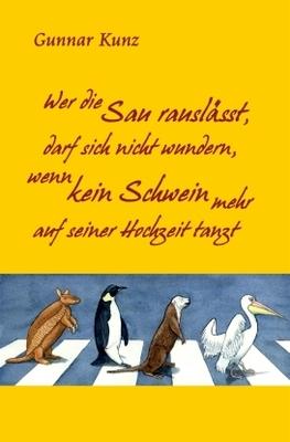 Humoristische Lesung mit Gunnar Kunz