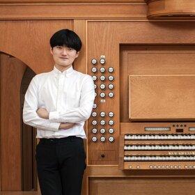 Bild: Orgelkonzert Sunghyun Park