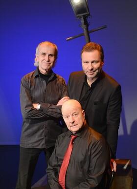 Bild: Musikalische Lesung mit Friedrich-Wilhelm Junge -