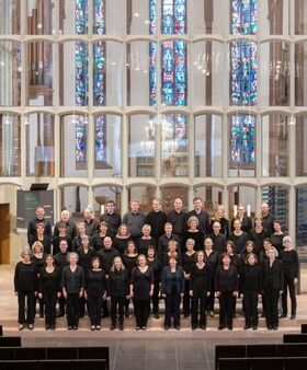 Bild: Passionskonzert - Beethoven II - Ludwig v. Beethoven, Christus am Ölberg op. 85 - Arvo Pärt, Stabat mater