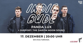 Bild: INDIE BUDE | Stereogold | Support: The Darvin Moon Sound