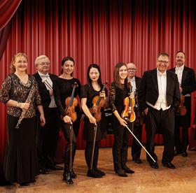 Bild: Salonorchester des Brandenburgischen Konzertorchesters Eberswalde