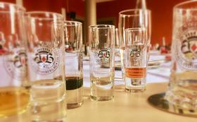Bild: Exklusives Bier- & Brand-Tasting - Genuss im Gutshaus