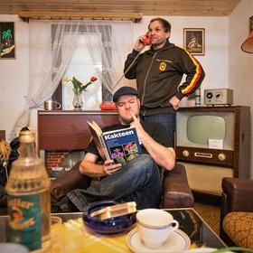 Bild: Die ultimative Ossilesung - mit Dominik Bartels & Jörg Schwedler