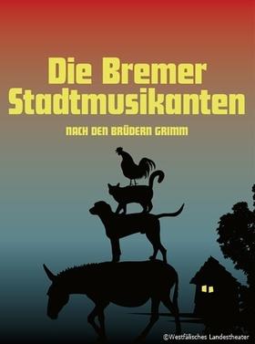 Bild: Die Bremer Stadtmusikanten - Kinder- Jugendtheater