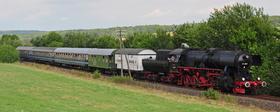 Dampfsonderzug D Siebengebirge nach Linz zum Winzerfest