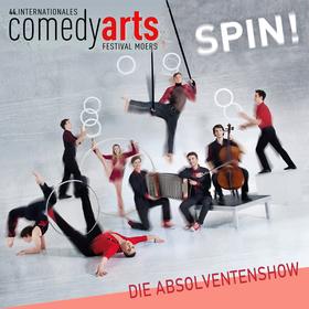 Bild: SPIN! - Die Absolventenshow der Staatlichen Artistenschule Berlin - 44. Internationales ComedyArts Festival Moers