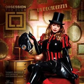 """Obsession The Club Vol. 32 - """"Dekadenzia"""""""