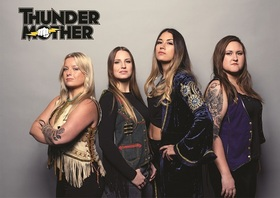 Bild: Thundermother + spec. guests - HEAT WAVE TOUR 2020