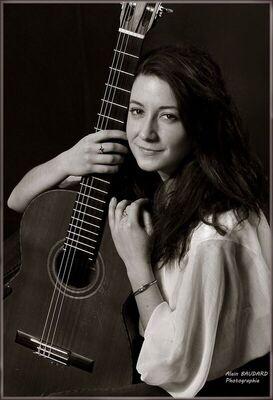 Bild: Germaine, die Grenzgängerin - Erstes festliches cammerphilharmonisches Concert