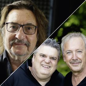 Bild: Maurenbrecher trifft Nussbaumer & Wester - feat. Stephan Genze (Drums) + Thomas Grossmann (Bass)
