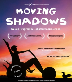 Moving Shadows - Ein Schattentheater, das alles in den Schatten stellt.