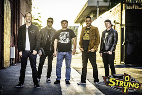 Bild: Strung Out - Summer 2021 Tour