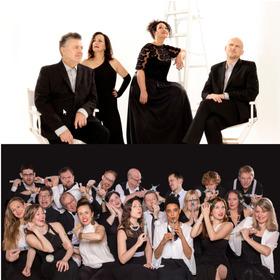 Bild: Jazzchor Freiburg & New York Voices - 30 Jahre Vocal Jazz