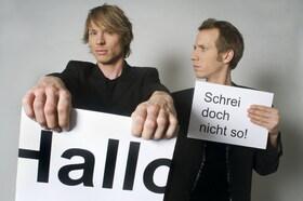 Bild: 1 I Ohne Rolf - Blattrand - Erlesene Komik