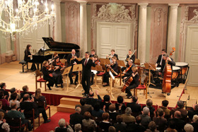 Bild: Burghauser Neujahrskonzert - Die schönsten Melodien der Wiener Walzer- und Operettenmusik