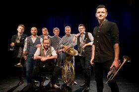 Bild: Christoph Moschberger & da Blechhauf´n - Home - Konzert in Kooperation mit der BDB-Musikakademie Staufen