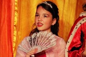 Bild: Kinder spielen Theater für Kinder: Rapunzel - Märchentheater für die ganze Familie