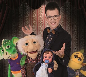 Bild: Roy Reinker - Wenn Puppen feiern - Spielortpremiere