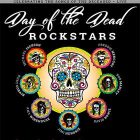 Bild: Day Of The Dead Rockstars Vol.3 - celebrating the songs of the deceased