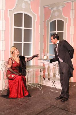 Bild: Johann-Strauss-Operette Wien präsentiert: - Die lustige Witwe - Operette von Franz Lehár