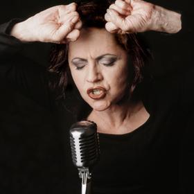 Bild: Maria Bill singt Kurt Weill: I´m a stranger here myself