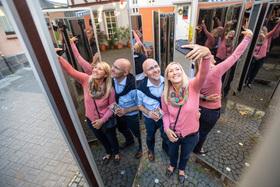 Bild: Führung über den Optikparcours mit Stadtgeschichte